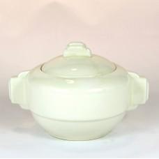 Art Deco sugar bowl Societe Ceramique Maastricht, ca. 1930