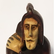 Sculpture of Mephisto executed in resin