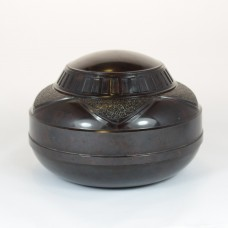 Bakelite Tobacco Container by Taumalit with screw lid