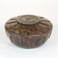 Bakelite chocolate box with lid by Ebena for Martougin